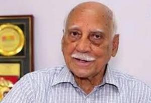 Indo-Pak War Veteran Retired Major General BK Mahapatra Passes Away at 87