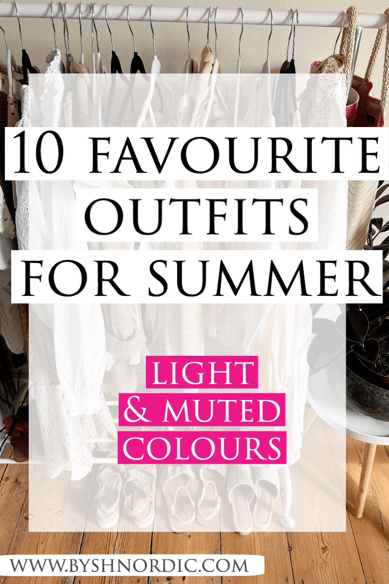 10 favourite outfits
