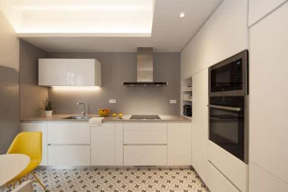 Reforma de cocinas sincro. Proyectos de diseño de cocinas.