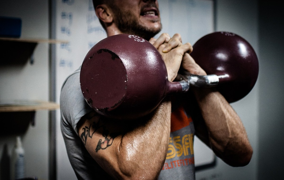 Bringing In The Kettlebell