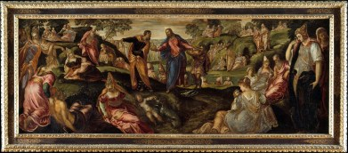The Miracle of the Loaves and Fishes, by Tintoretto