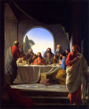 The Last Supper, by Carl Bloch