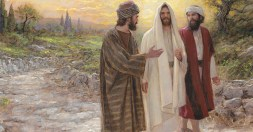 Road to Emmaus, by Jon McNaughton