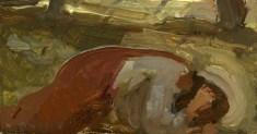 Gethsemane, by J. Kirk Richards