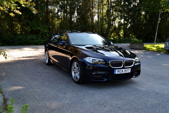 BMW 520d xDrive Touring (7)