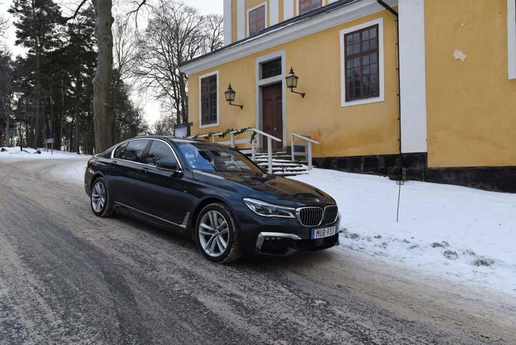BMW 730 2016 (101)750