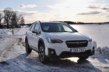 Test av Subaru XV
