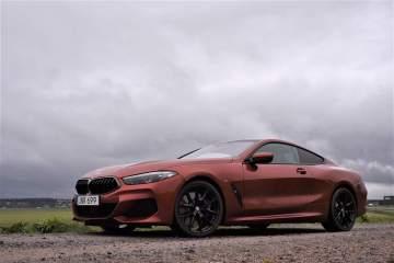 BMW 840d 2019