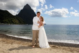 One of the magical Pitons.