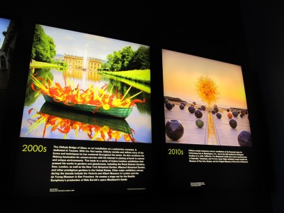 A great timeline depicting the career of Dale Chihuly.