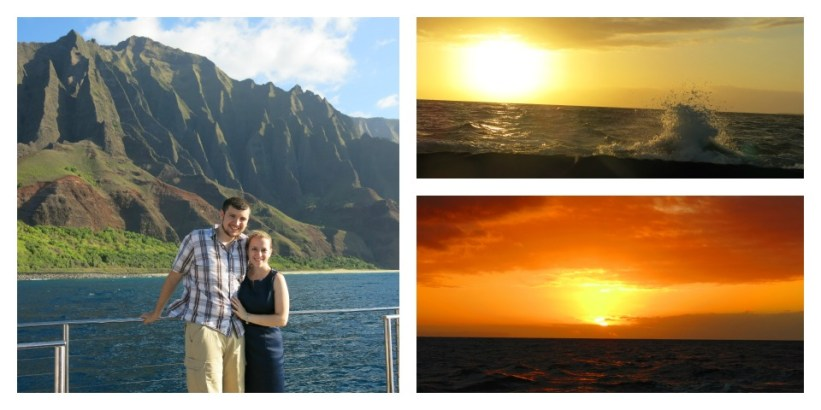 Viewing Na Pali by Sea with Capt. Andy's
