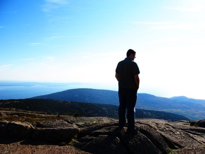 Cadillac Mountain Overlook