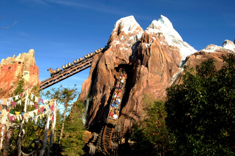 Disney Everest