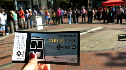 Cable Car Ticket
