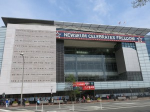 Newseum in DC