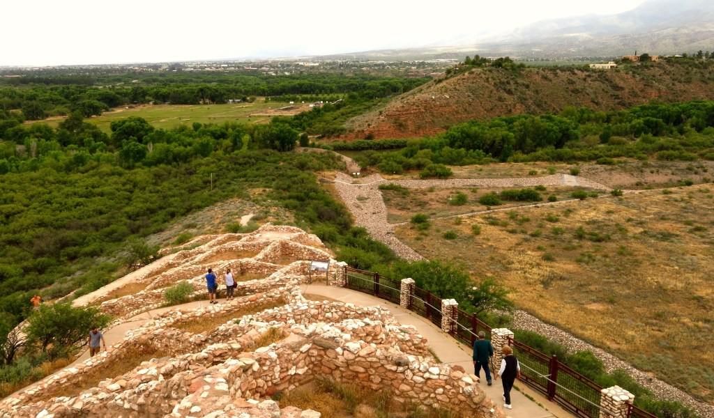 Tuzigoot - Looking Out