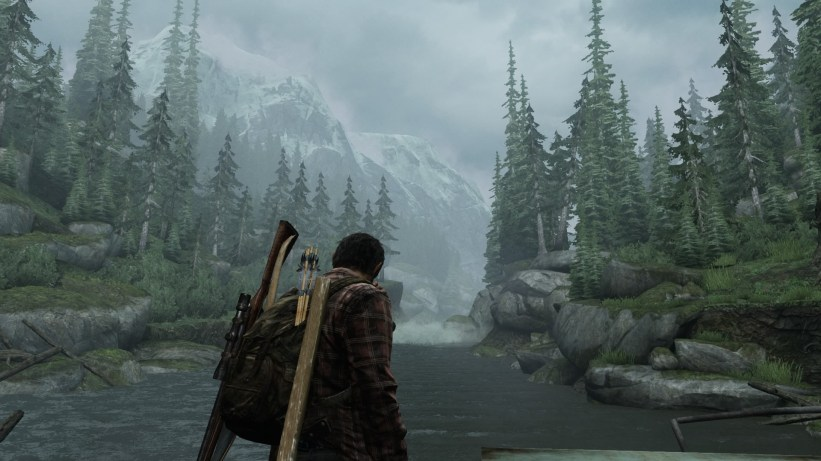 The Last of Us Mountains