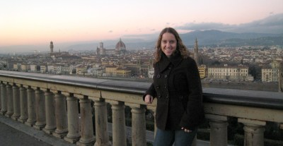 Florence as seen from Piazzale Michelangelo.