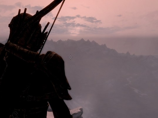 Skyrim: Mountain Top