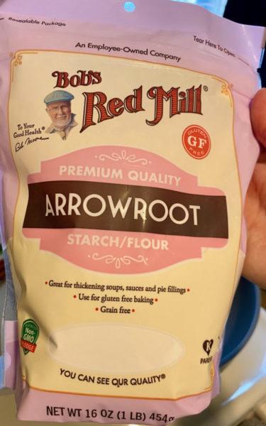 Bob's Red Mill Arrowroot Powder