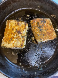 Mahi Mahi Filets, Ready for the Oven