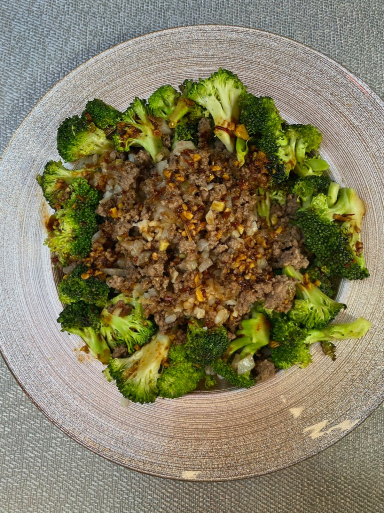 Korean Beef and Broccoli