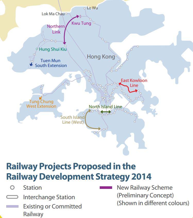 Source: MTR Annual Report