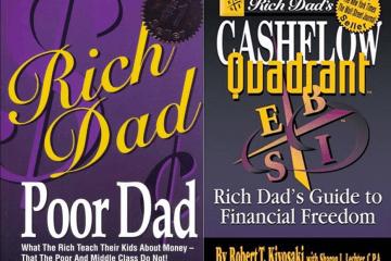 Rich Dad Series - Book To Read: Rich Dad's Cashflow Quadrant