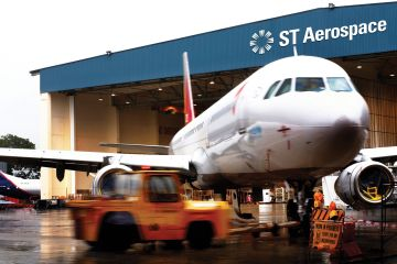 STAerospace1202161 - ST Engineering: ST Aerospace secured new contracts worth S$443M in 1Q16