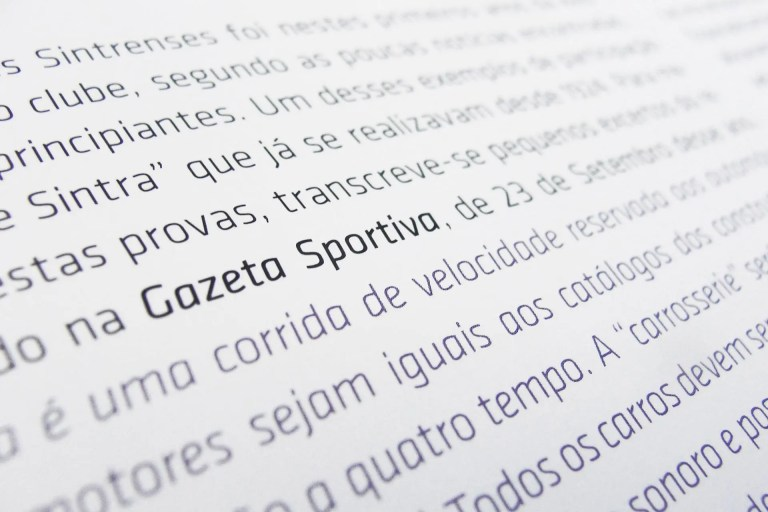 pormenor tipografia Sport União Sintrense