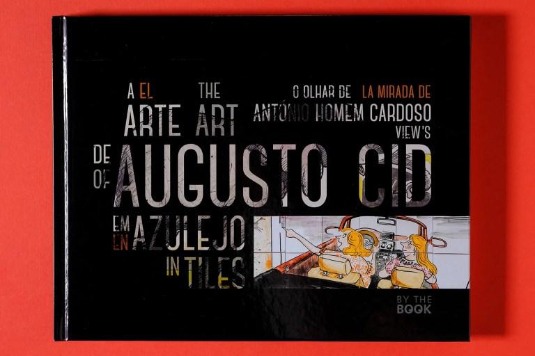 capa do livro Arte de Augusto Cid