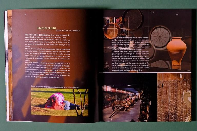 interior do livro sobre São Francisco Xavier