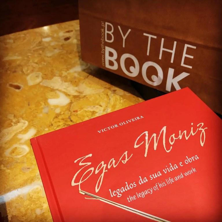 """""""Egas Moniz"""", de Victor Oliveira, vai ser apresentado daqui a pouco na Bibliotec…"""