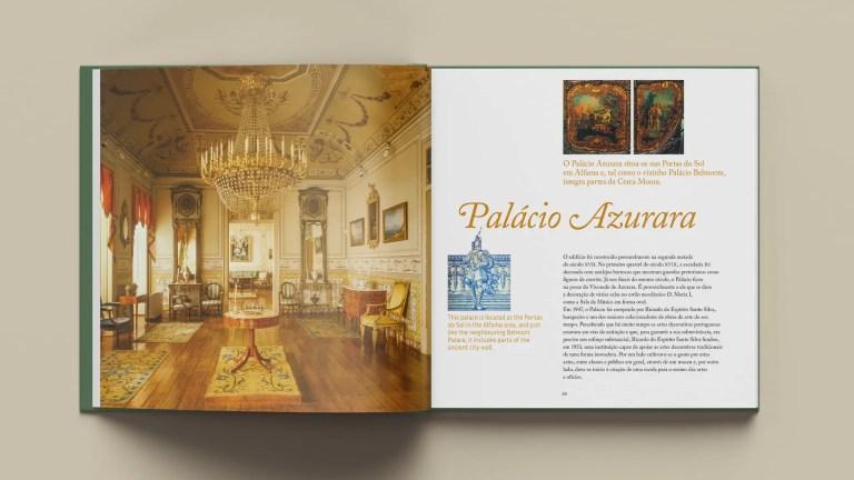 entrada de capitulo sobre o Palacio Azurara