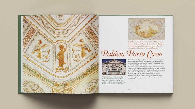 entrada de capítulo sobre o Palacio Porto Covo