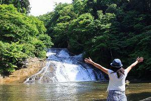 養老渓谷滝を巡る