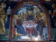 Mural painting from the Cozia Monastery (9)