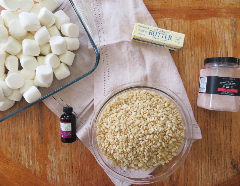 rice krispie treats ingredients