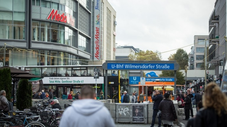 Wie Kam Der Hass In Die Wilmersdorfer Strasse B Z Berlin