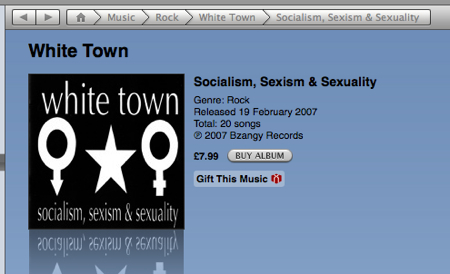 Socialism, Sexism & Sexuality on iTunes