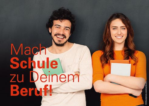 Referat für Bildung und Sport München. Bewerbung als Lehrkraft. Lehrkräfte berufliche Schulen.