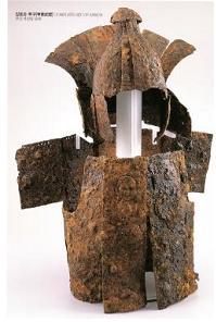 鉄製の甲冑