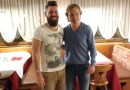 Sorpresa a Salorno, in vacanza c'è Pavel Nedved