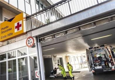 Bolzano, il ticket del pronto soccorso sale a 25 euro