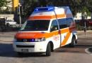 Saltusio, operaio colpito da una lastra di ferro: è grave