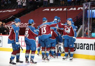 Avalanche: sono loro i migliori della regular season Nhl