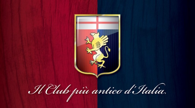 Genoa copertina