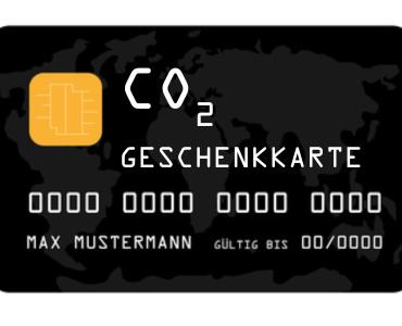 CO2-Geschenkkarte
