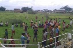 Voluntary services by Sengelisuti people