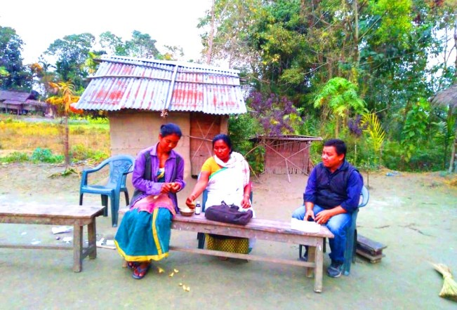 Counselling for Family Planning at Dhemaji's Boria Sapori